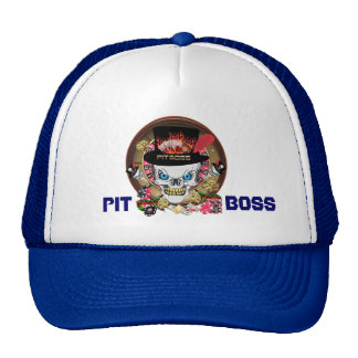 Vegas Pit Boss 1 All styles View Hints Below Trucker Hat