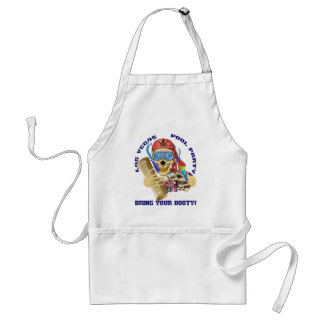 Vegas Pool Pirate IMPORTANT Read About Design Apron
