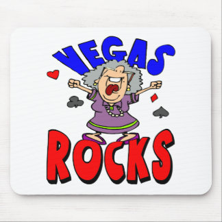 Vegas Rocks Mouse Pad