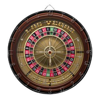 Vegas Roulette V-1 Dartboard