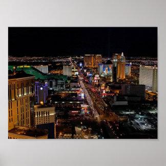 Vegas Strip Poster