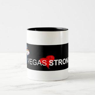 Vegas Strong Black Two Tone Coffee Mug