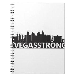 Vegas Strong Notebook