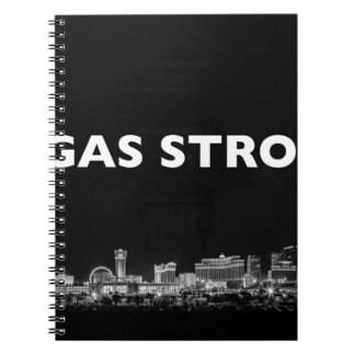 vegas strong notebook