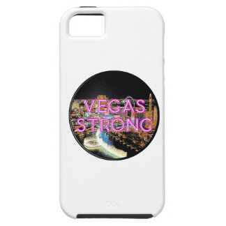 Vegas Strong Pink iPhone 5 Case