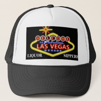 VEGAS TRUCKER HAT