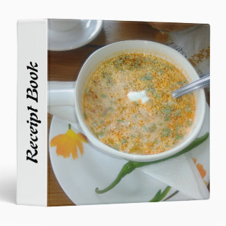 Vegetabla Soup With Sour Cream Binder