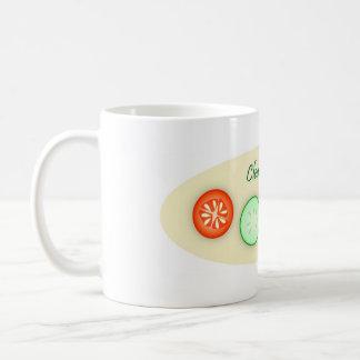 Vegetable Clean Eating Mug