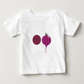 Vegetable design on white baby T-Shirt