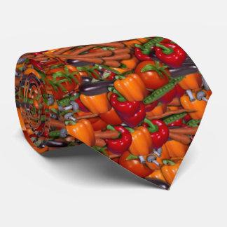 vegetable, tie