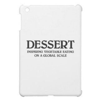 Vegetables and Dessert iPad Mini Cases