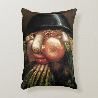 Vegetables by Giuseppe Arcimboldo Accent Pillow