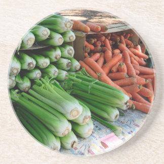 vegetables coaster