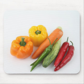 Vegetables. Mouse Pad