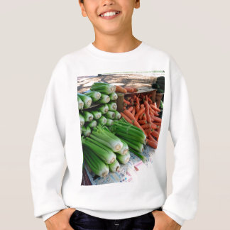 vegetables sweatshirt