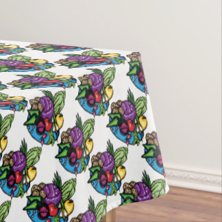 Vegetables Tablecloth