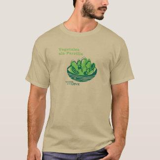 Vegetales ala Parrilla T-shirt