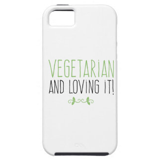 Vegetarian and loving it! case for the iPhone 5