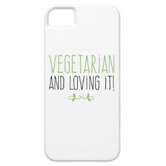 Vegetarian and loving it! iPhone 5 cover