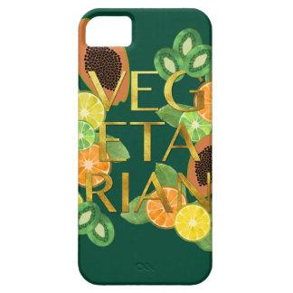 Vegetarian Fruit iPhone 5 Cases