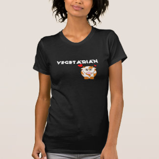 Vegetarian Love T-Shirt