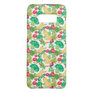 Vegetarian Pattern Case-Mate Samsung Galaxy S8 Case