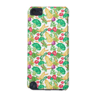 Vegetarian Pattern iPod Touch (5th Generation) Covers