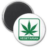 Vegetarian Refrigerator Magnets