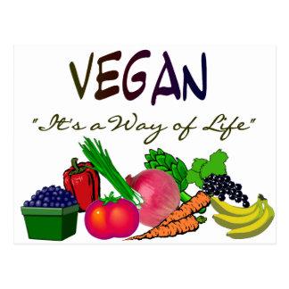 Vegetarian T-Shirts/Gifts Postcard