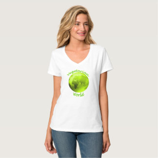 Vegetarian World T-Shirt