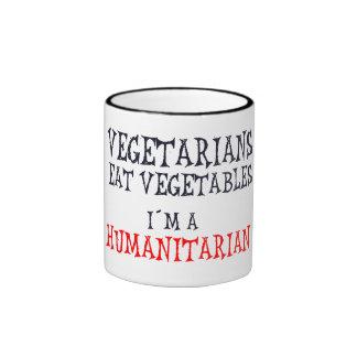 Vegetarians Coffee Mugs