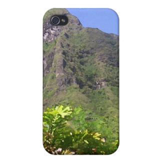 Végétation d'île coque iPhone 4