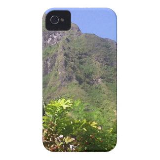 Végétation d'île coques iPhone 4