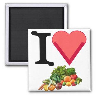 Veggie & Fruit Magnet