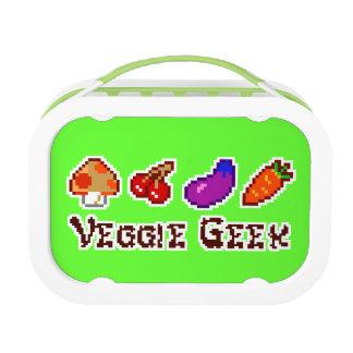 Veggie Geek Lunch Boxes