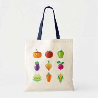 Veggie Grocery Bag