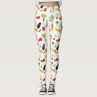 Veggie leggings! Vegetables Leggings