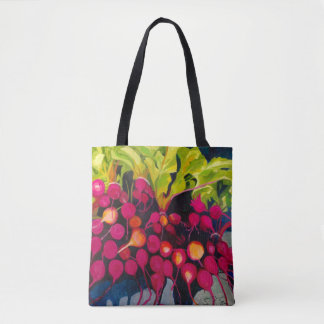 Veggie Paintings Bag