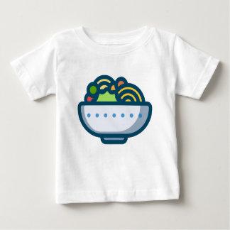Veggie Salad Baby T-Shirt