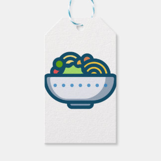 Veggie Salad Gift Tags