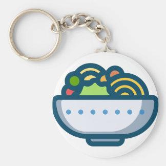 Veggie Salad Keychain