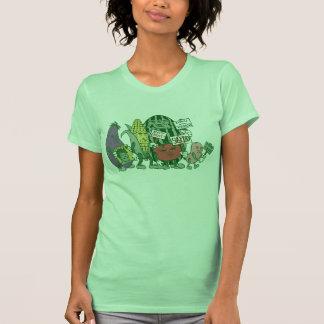 Veggie Strike Shirts