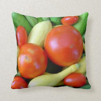 Veggie Throw Pillow