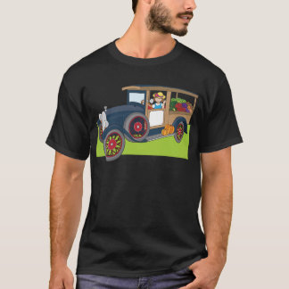 Veggie Truck T-Shirt