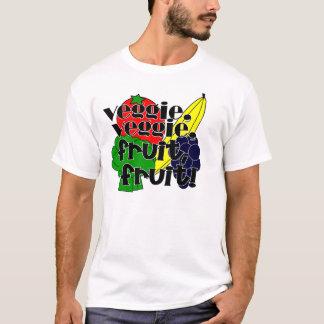 Veggie Veggie, Fruit Fruit! T-Shirt