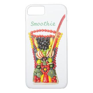 veggieart smoothie iPhone 7 case