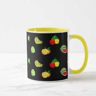 Veggies and Fruits Coffee Mug