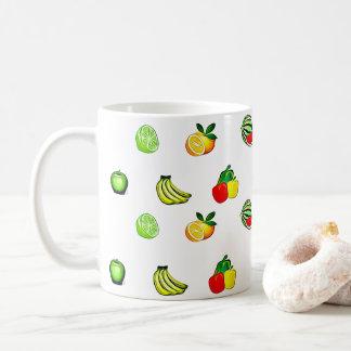 Veggies and Fruits Coffee Mug