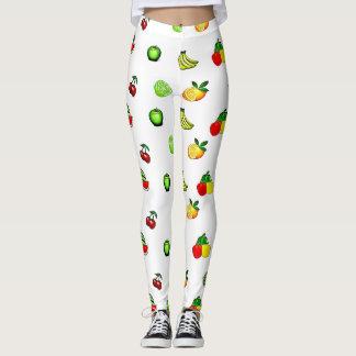 Veggies and Fruits Leggings