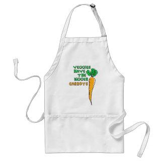 Veggies' Carrots Standard Apron